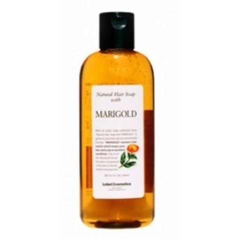 Lebel Natural Hair Soap Treatment: Шампунь для волос и жирной кожи головы с календулой (Shampoo Marigold), 240мл/1л/1.6л