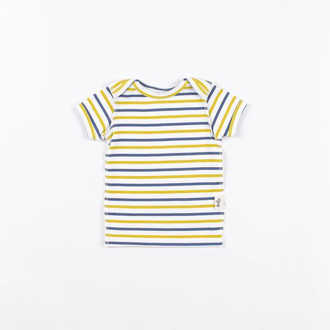 T-shirt 0+, Striped