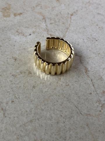 Кольцо Фантена, позолота