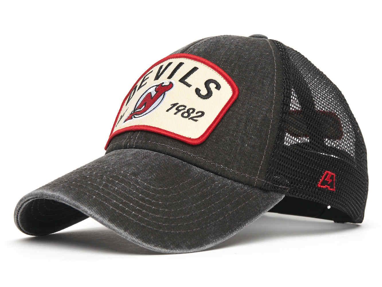 Бейсболка NHL New Jersey Devils