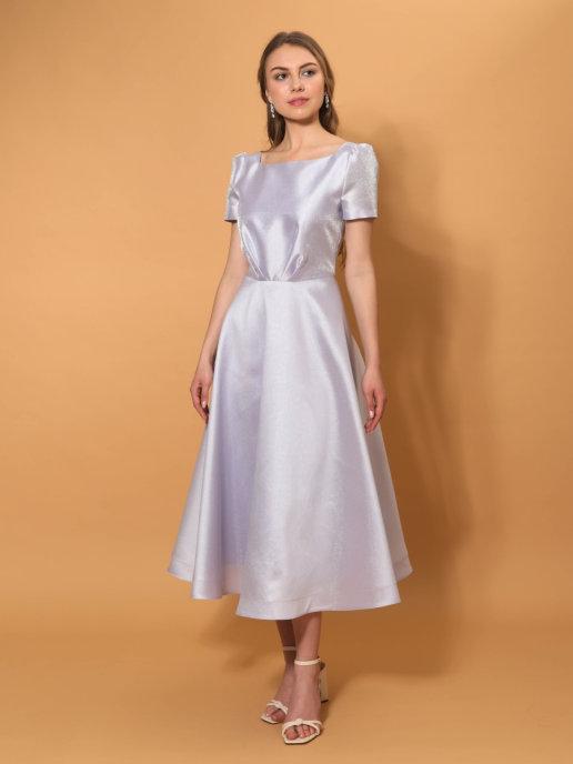Платье pl-2992/лаванда