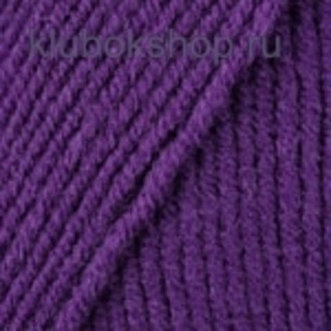 YarnArt Merino De Luxe (50) 556 Фиолет