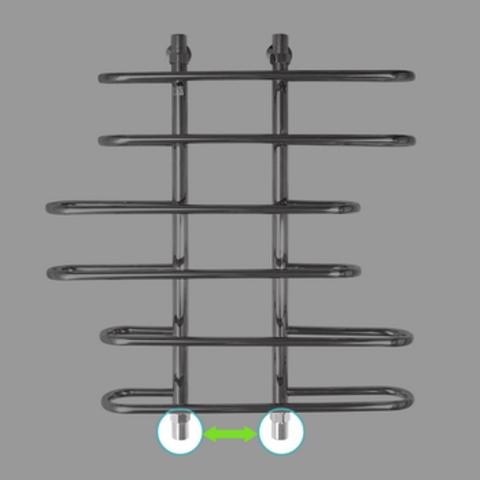 Полотенцесушитель водяной Energy AERO 1000x600