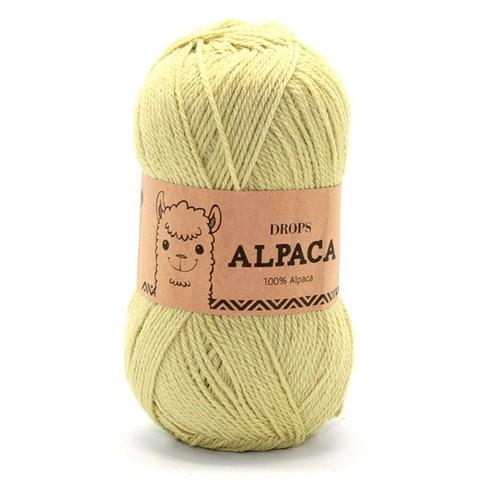 Пряжа Drops Alpaca 7300 фисташка