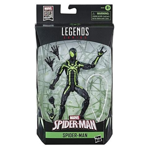 Человек-паук 15 см. Легенды Марвел 80 Лет