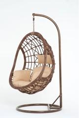 Подвесное кресло Vinotti Leticia Brown