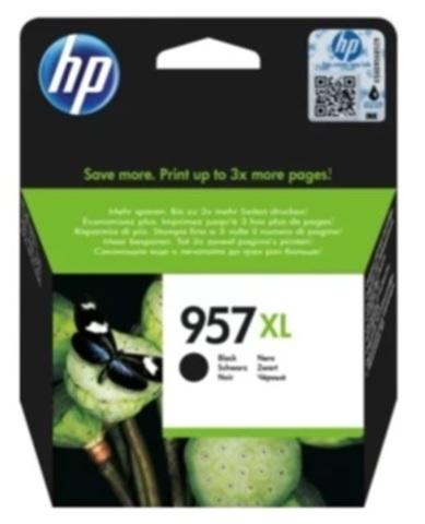 Оригинальный картридж HP L0R40AE 957XL черный