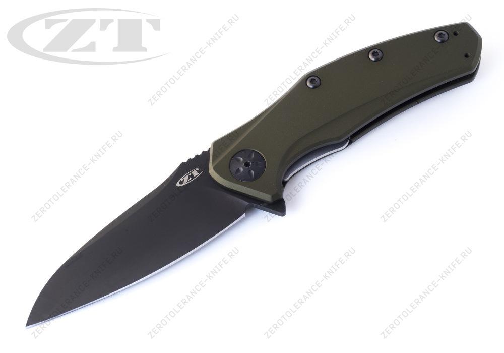 Нож Zero Tolerance 0770ODBLK