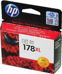 Картридж HP 178XL Photo