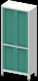 Шкаф лабораторный ШКа-2 АйЛаб Organizer (вариант 4)