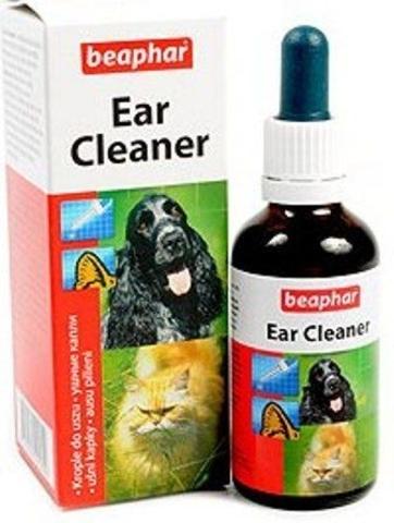 Беафар Ear Cleaner лосьон для ушей собак и кошек 50 мл
