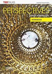 Perspectives BrE Upp-Int WB + CD