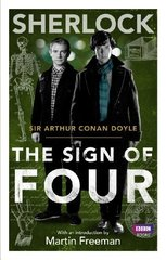 Sherlock: Sign of Four  (tv tie-in) introduct. by Martin Freeman