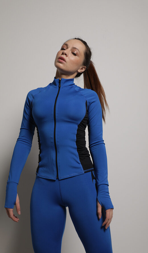 Толстовка Training jacket Basic Electric