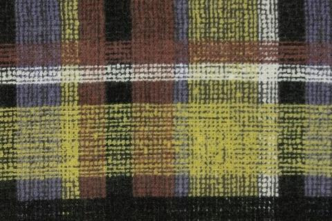 ITO Ткань Japanese Tartan