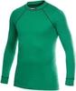 Термобелье Рубашка Craft Active мужская зеленая