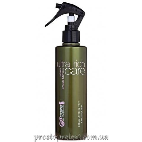 Bingo Hair Cosmetic GoCare Vitamin Repair Spray - Відновлюючий вітамінний спрей