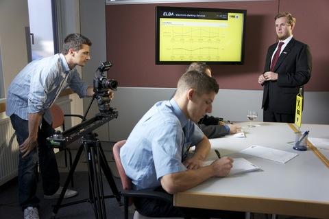 Короткометражный фильм о компании (на юбилей основания)