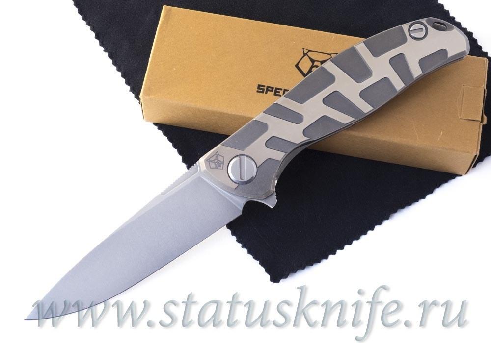 Нож Широгоров F95 R1 EXCLUSIVE T-MODE SATIN MRBS
