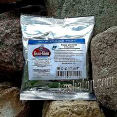 Каша рисовая с маслом 'Гала-Гала', упаковка 40г
