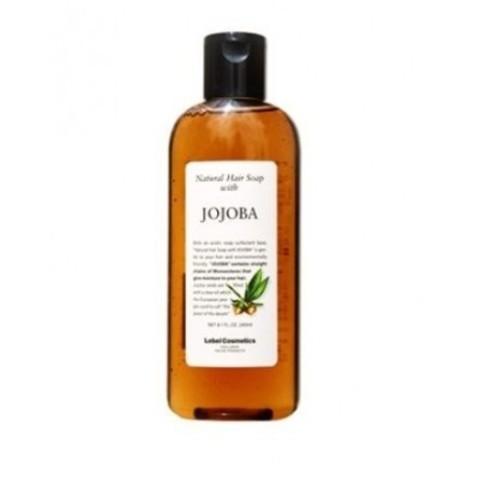 Lebel Natural Hair Soap Treatment: Шампунь для волос с маслом Жожоба (Shampoo Jojoba), 240мл/1л/1.6л