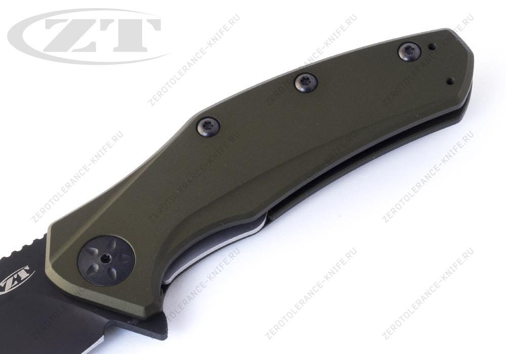 Нож Zero Tolerance 0770ODBLK - фотография