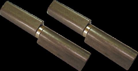 Петля приварная каплевидная HF 8002 100*d16 мм