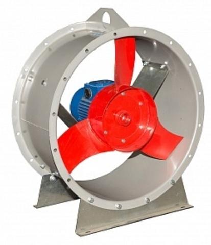 Осевой вентилятор Ровен ВО 06-300-5,0 0,55/1500