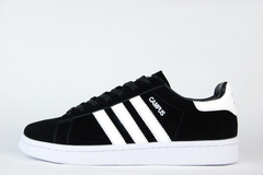 кроссовки Adidas Campus Black / White