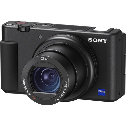 Купить ZV-1 чёрного цвета в интернет-магазине Sony Centre