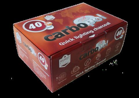 Упаковка Carbopol 40 мм - 10 штук