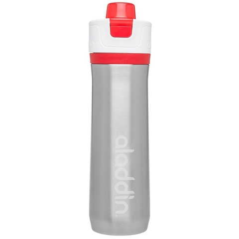 Термобутылка Aladdin Active Hydration (0,6 литра), красная
