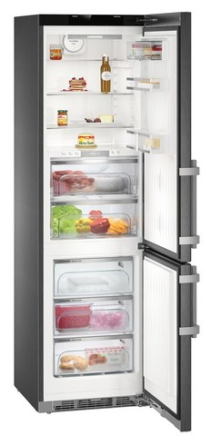 Двухкамерный холодильник Liebherr CBNbs 4878