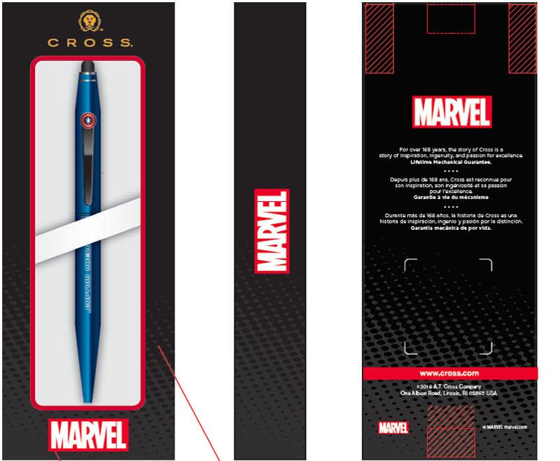 Cross Marvel
