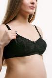 Бюстгальтер для беременных и кормящих 03689 телесный