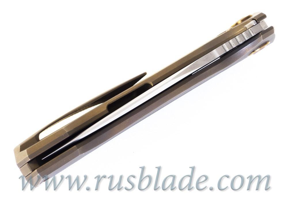 Cheburkov Bear Knife Limited M398 #63 - фотография