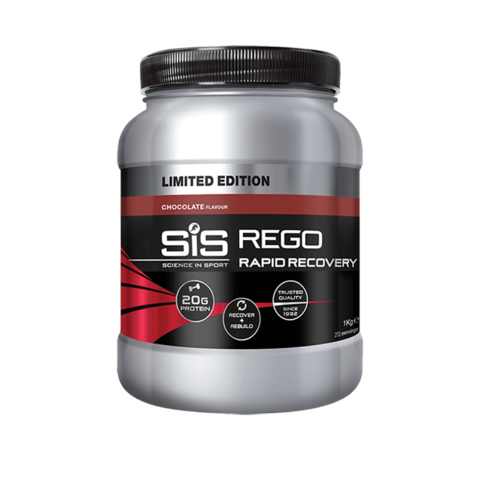 SiS Rego Напиток восстановительный углеводно-белковый в порошке, вкус Шоколад, 1кг.