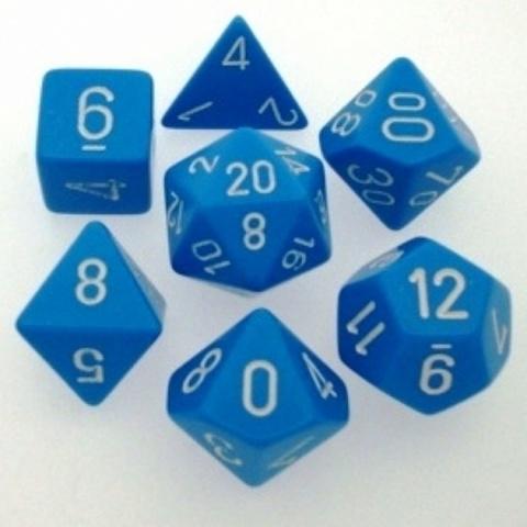 D&D Набор кубиков для RPG