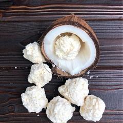 Кокос в белом шоколаде / 250 гр