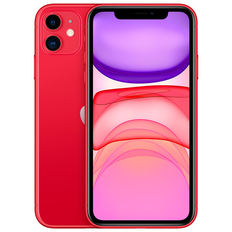 iPhone 11, 128 ГБ, (PRODUCT)RED™