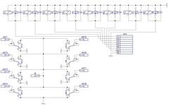 DIY antenna 8 to 1 switch up to 1500 W hamradio HF (1-54MHz)