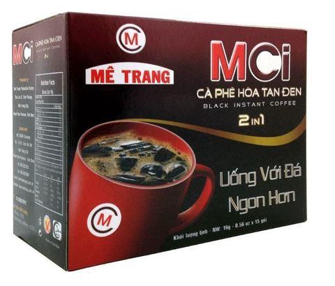Растворимый черный кофе 2в1 Me Trang