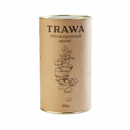 Арахис обезжиренный Trawa, 500 г