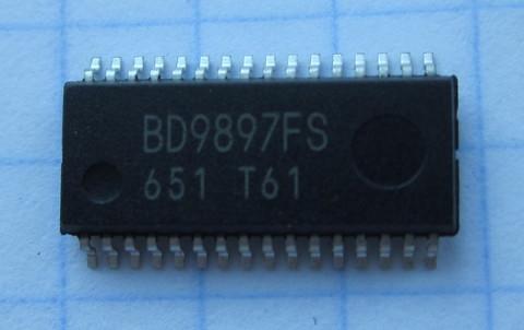 BD9897FS smd