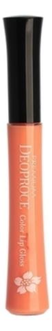 ДП Lip Блеск для губ PREMIUM DEOPROCE COLOR LIP GLOSS 10ml #31 (10702070/191218/0197299)