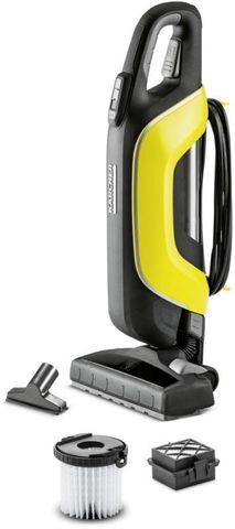 Пылесос ручной Karcher VC 5 *EU-I 500Вт черный/желтый