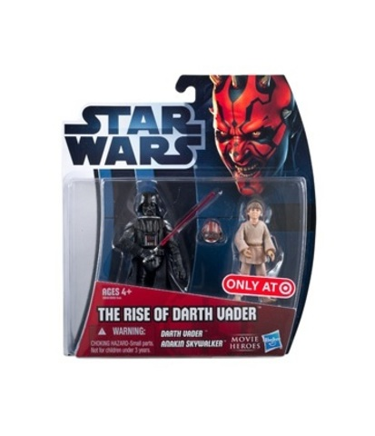 Star Wars Movie Heroes: The Rise of Darth Vader