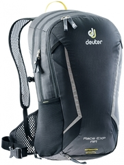 Deuter Race Exp Air 14+3 Black - рюкзак велосипедный