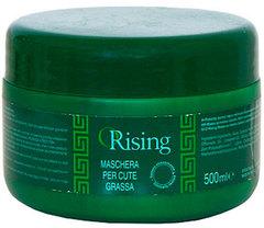 Orising Фито-эссенциальная маска для жирных волос Maschera Per Cute Grassa