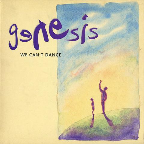 Виниловая пластинка. Genesis